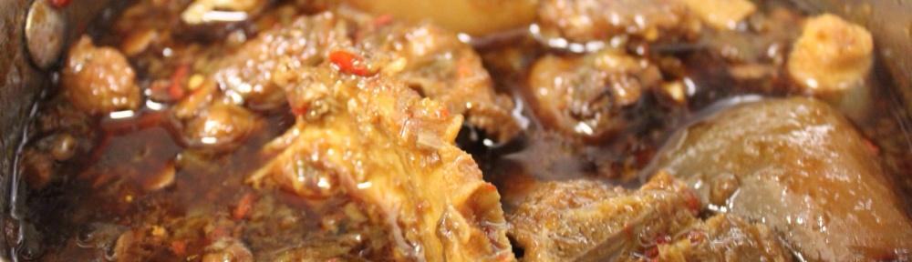 how to make ofada stew